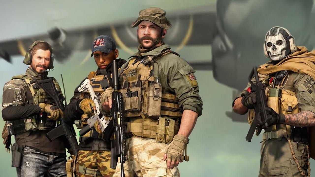 Call Of Duty Warzone Modern Warfare Season 4 Launches Cpt Price