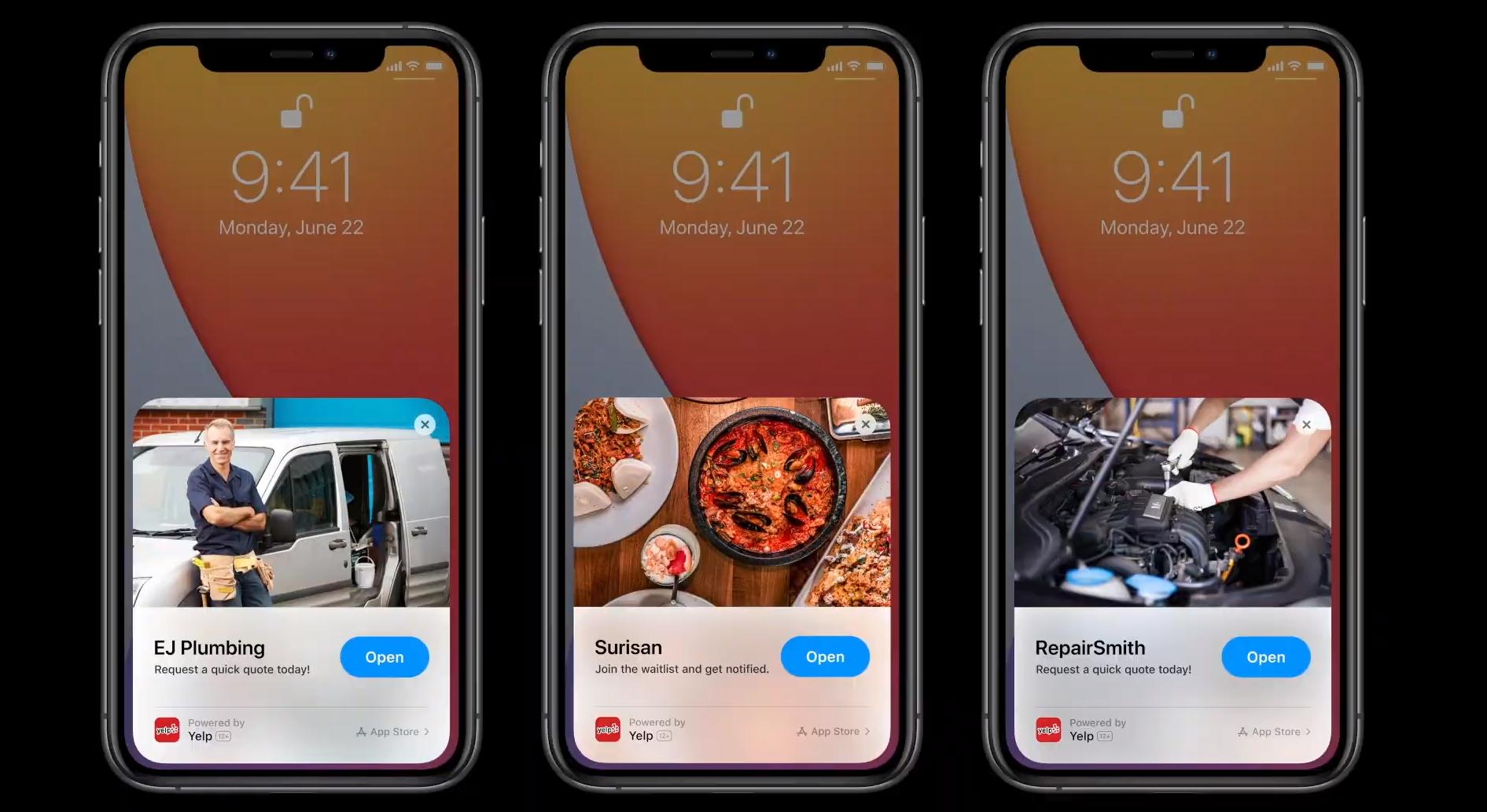 Apple announces new App Clips iOS 14 contextual feature   Shacknews