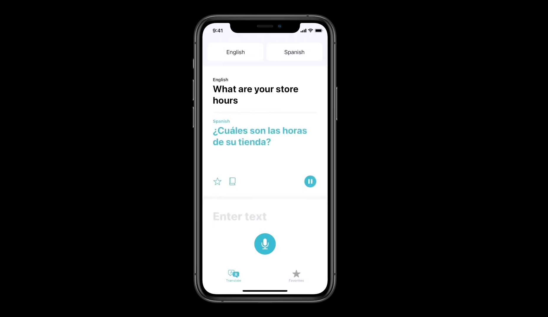 Apple introduces new Translate app powered by Siri at WWDC ...