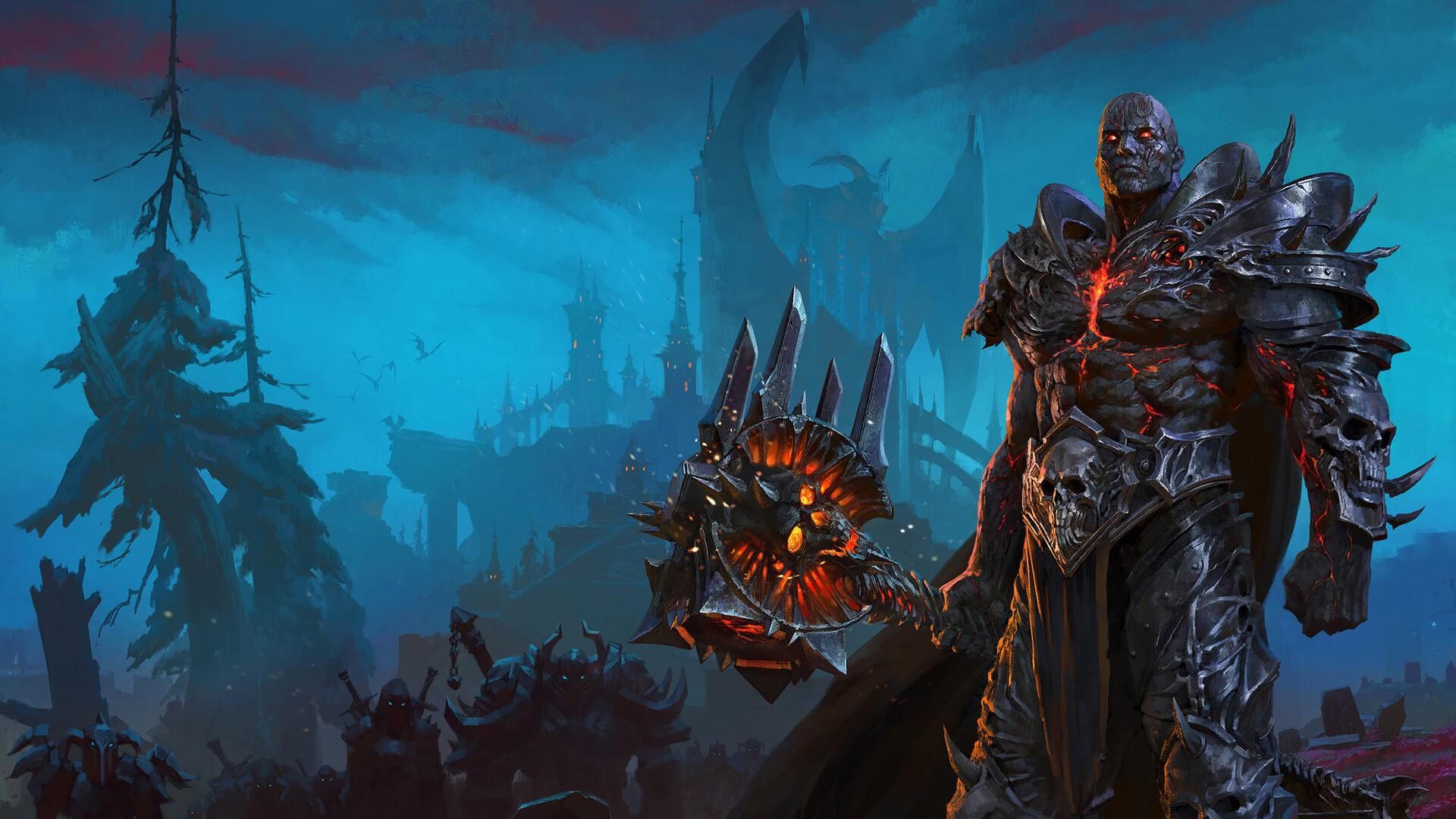 The World of Warcraft Curse Worgen digital wallpaper, World of ... | 1080x1920