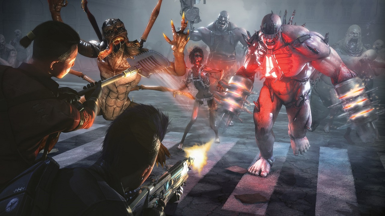 Killing Floor 2 Has Come To Epic Games Store As One Of Its Free Games This Week Shacknews