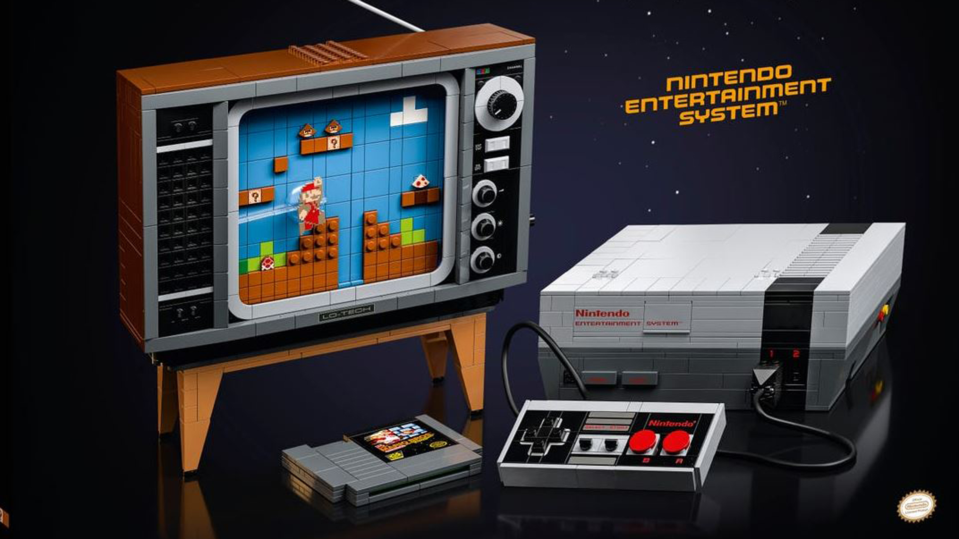 Will you be landing a Touchdown with these games this August?  Where-to-buy-lego-nintendo-entertainment-system-nes-71374_feature