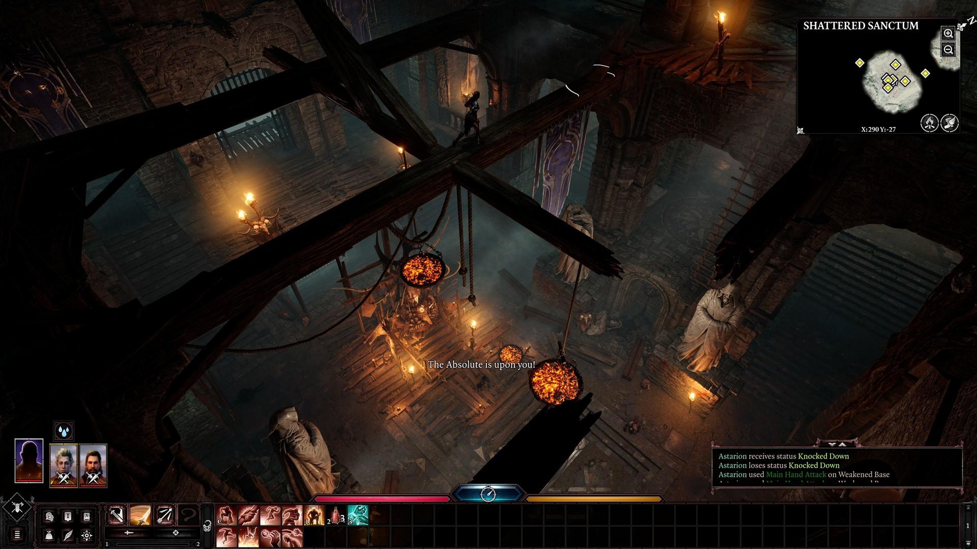 Baldur S Gate 3 Community Update Reveals Overhauled Combat System Shacknews