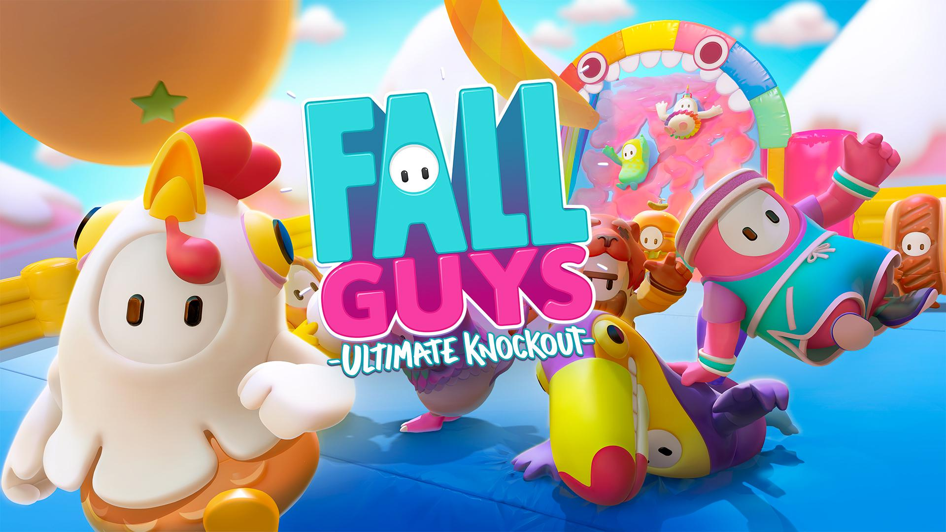 Fall Guys: Ultimate Knockout hands-on preview: Wipeout ...