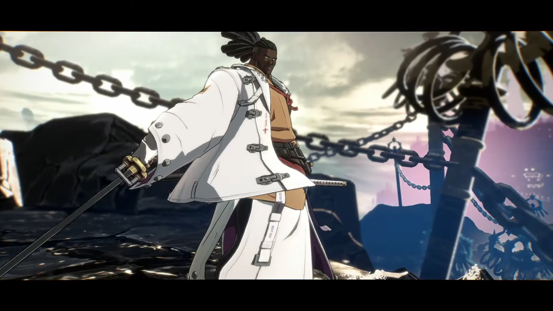 Image of article 'Guilty Gear Strive gets Leo Whitefang, Nagoriyuki, and PS5 version'