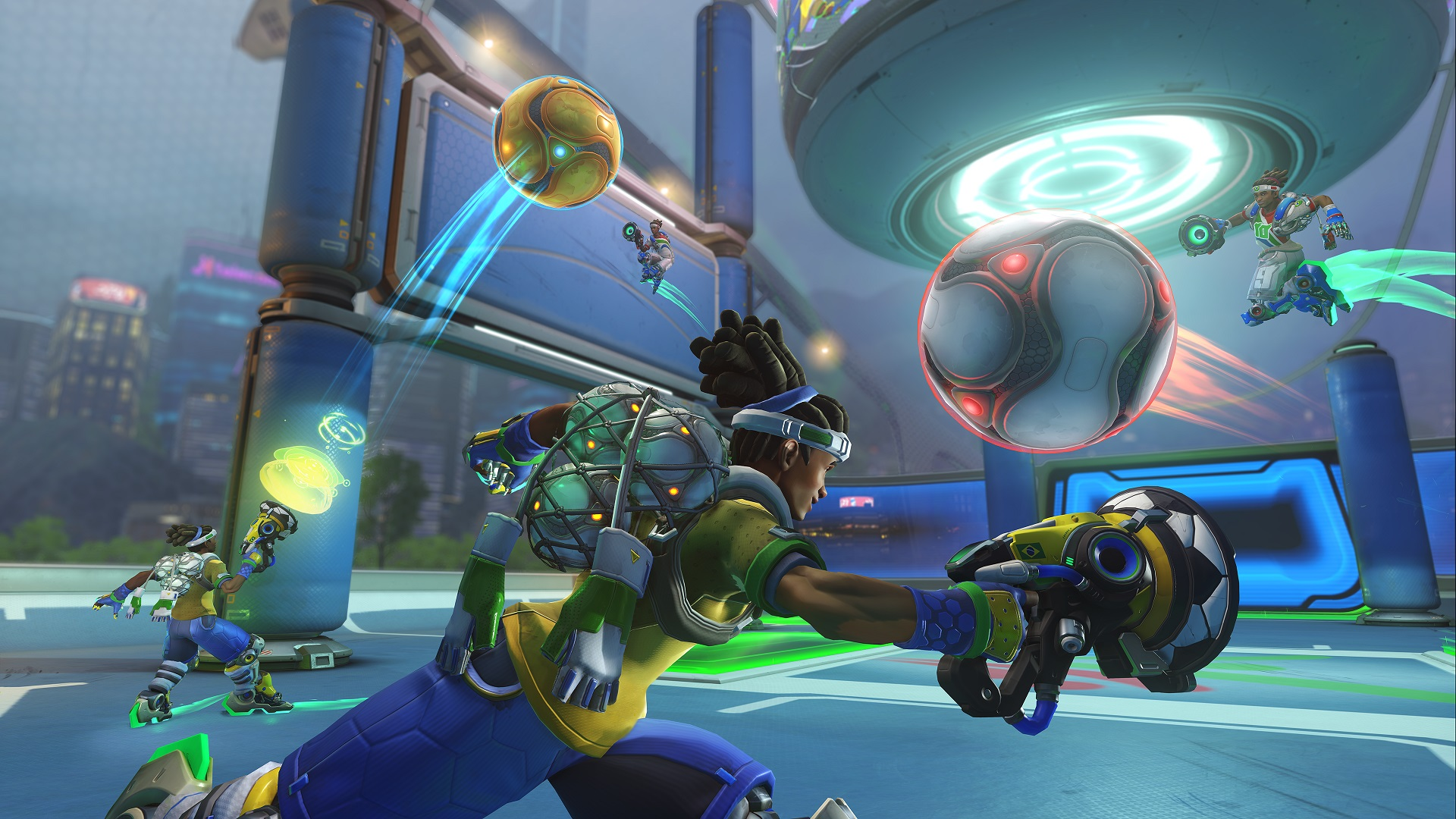 Overwatch Summer Games 2020 begins today with Lucioball