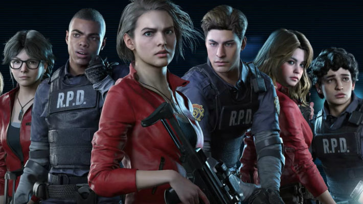Resident Evil Resistance Free Update And Re2 Costumes Out This