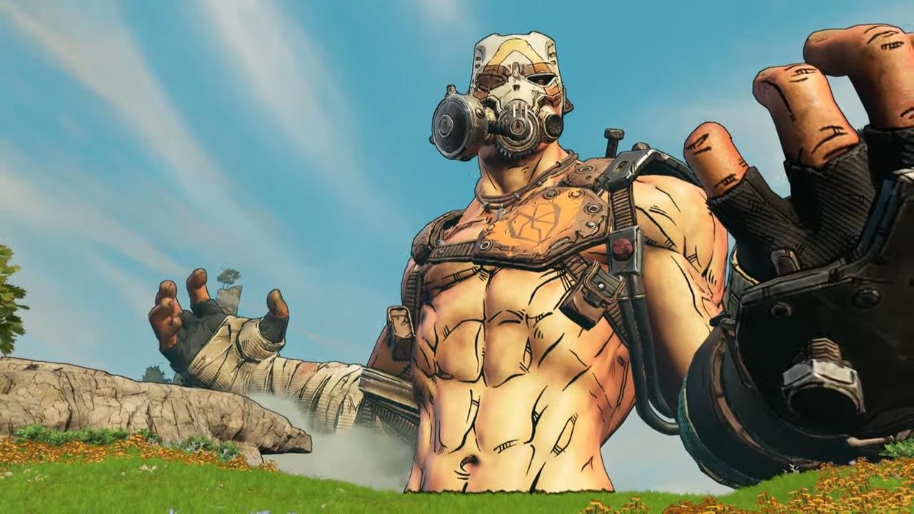 Psycho Krieg and the Fantastic Fustercluck is Borderlands 3's next DLC |  Shacknews