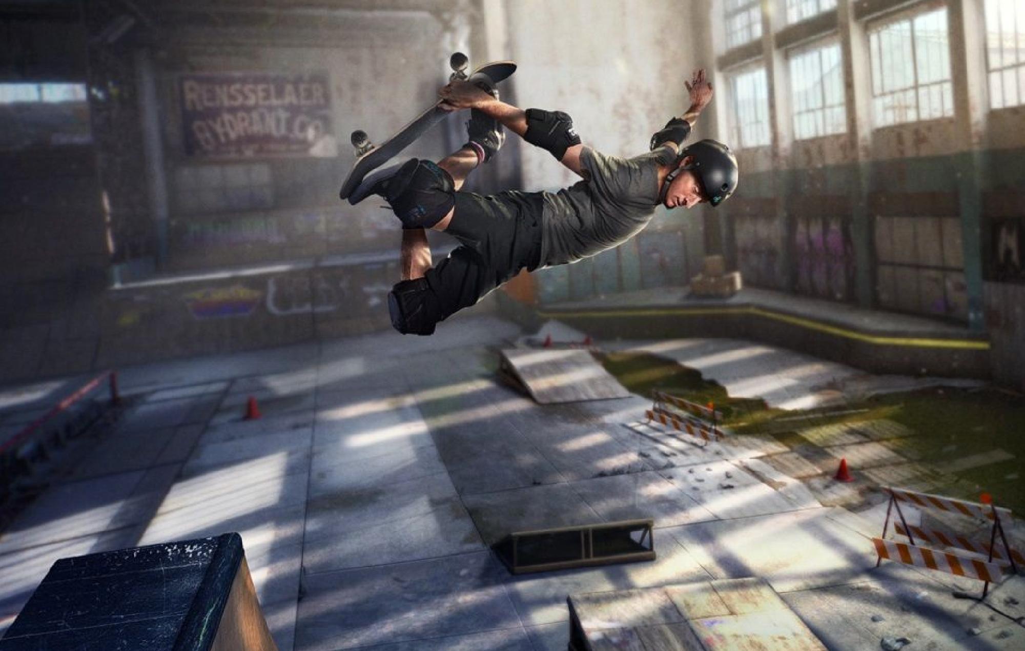 The Best Tricks in Tony Hawk Video Games