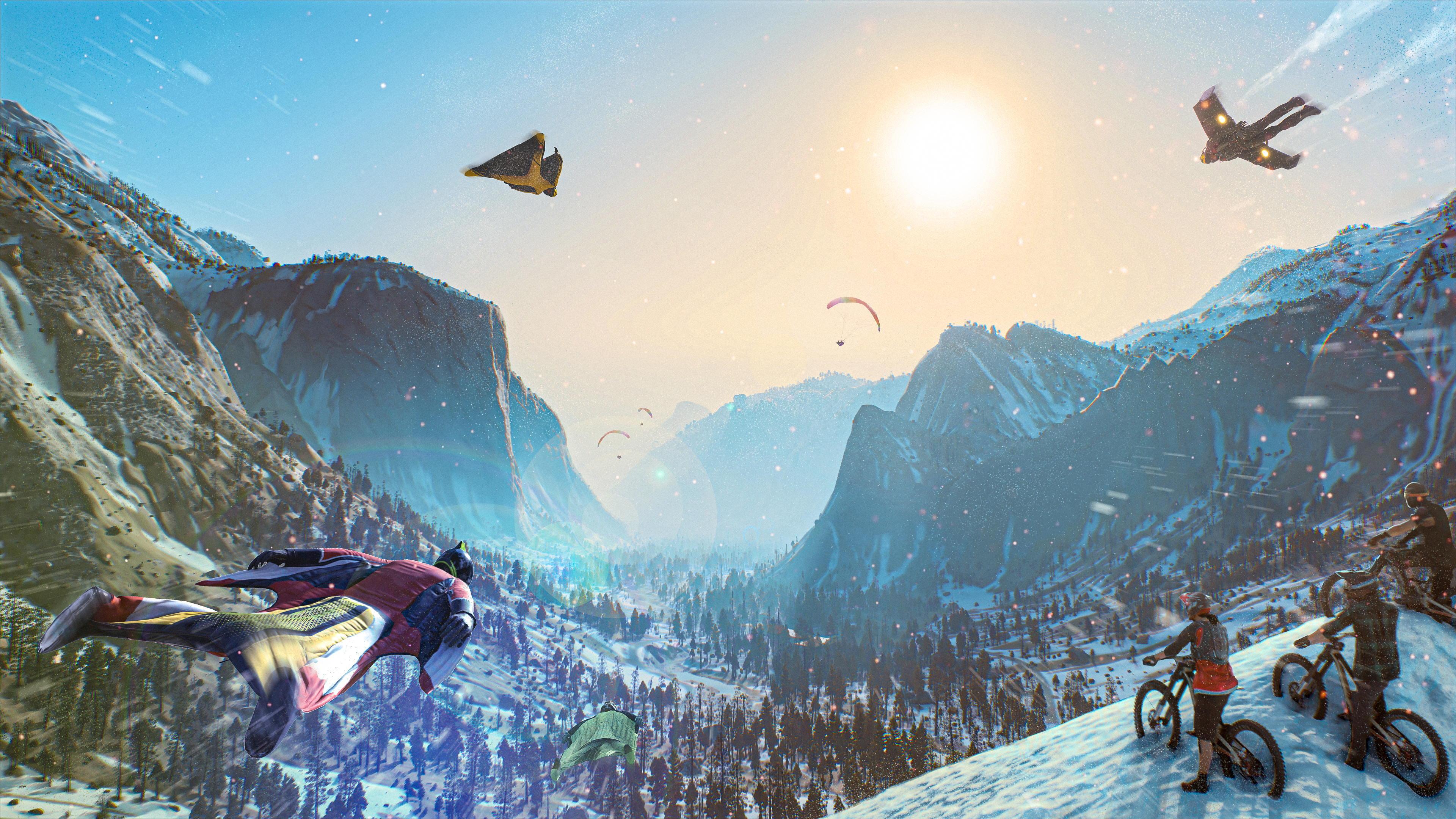 Riders Republic unveiled at Ubisoft Forward 2020 | Shacknews