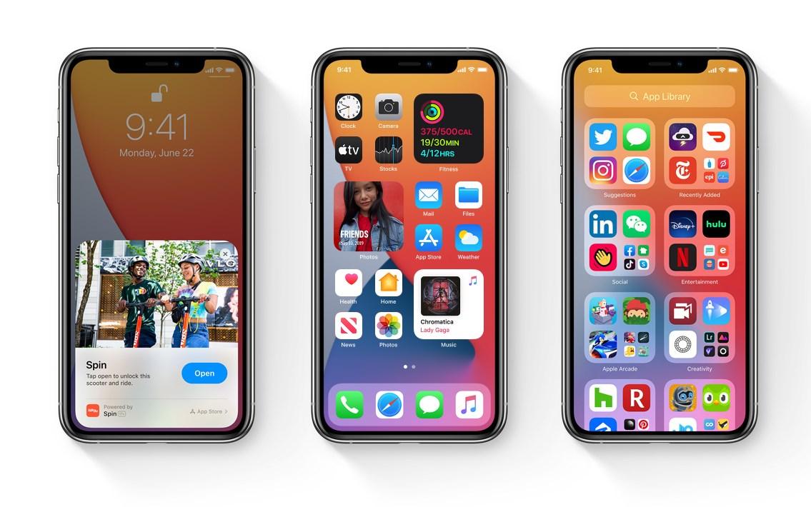 iOS 14 full release revealed at September Apple Event ...