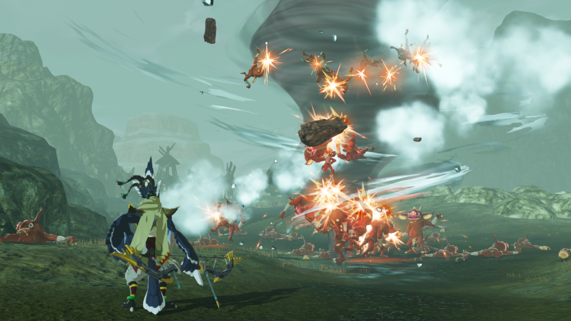 Revali Has Been Revealed For Hyrule Warriors Age Of Calamity Shacknews