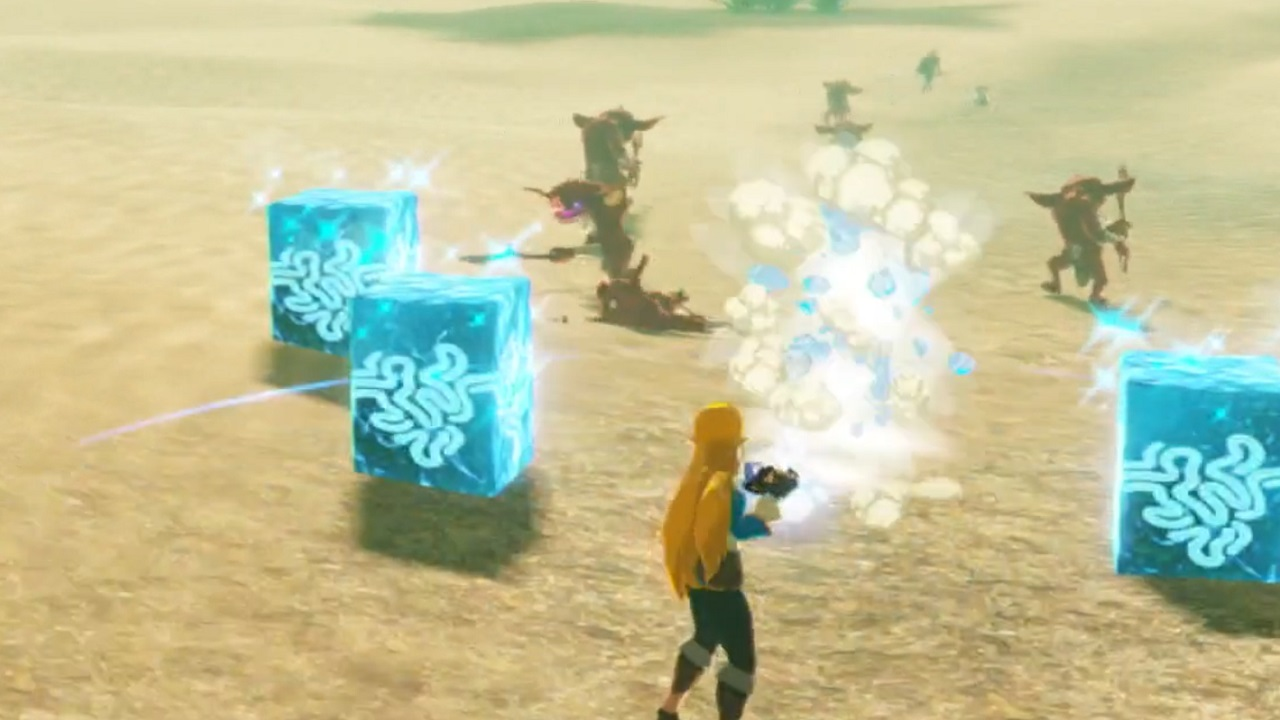 All Characters Can Use Sheikah Slate Abilities In Hyrule Warriors Age Of Calamity Shacknews