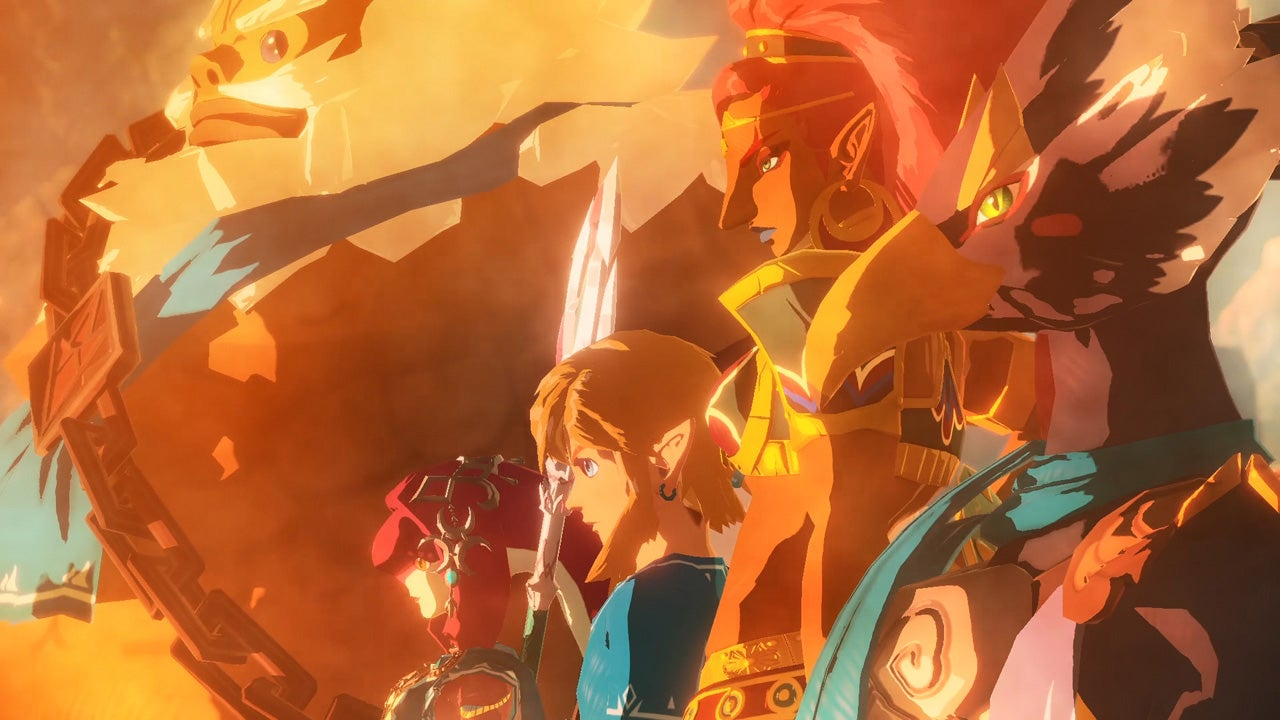 Zelda Impa And Urbosa Showcased In Hyrule Warriors Age Of Calamity Gameplay Shacknews