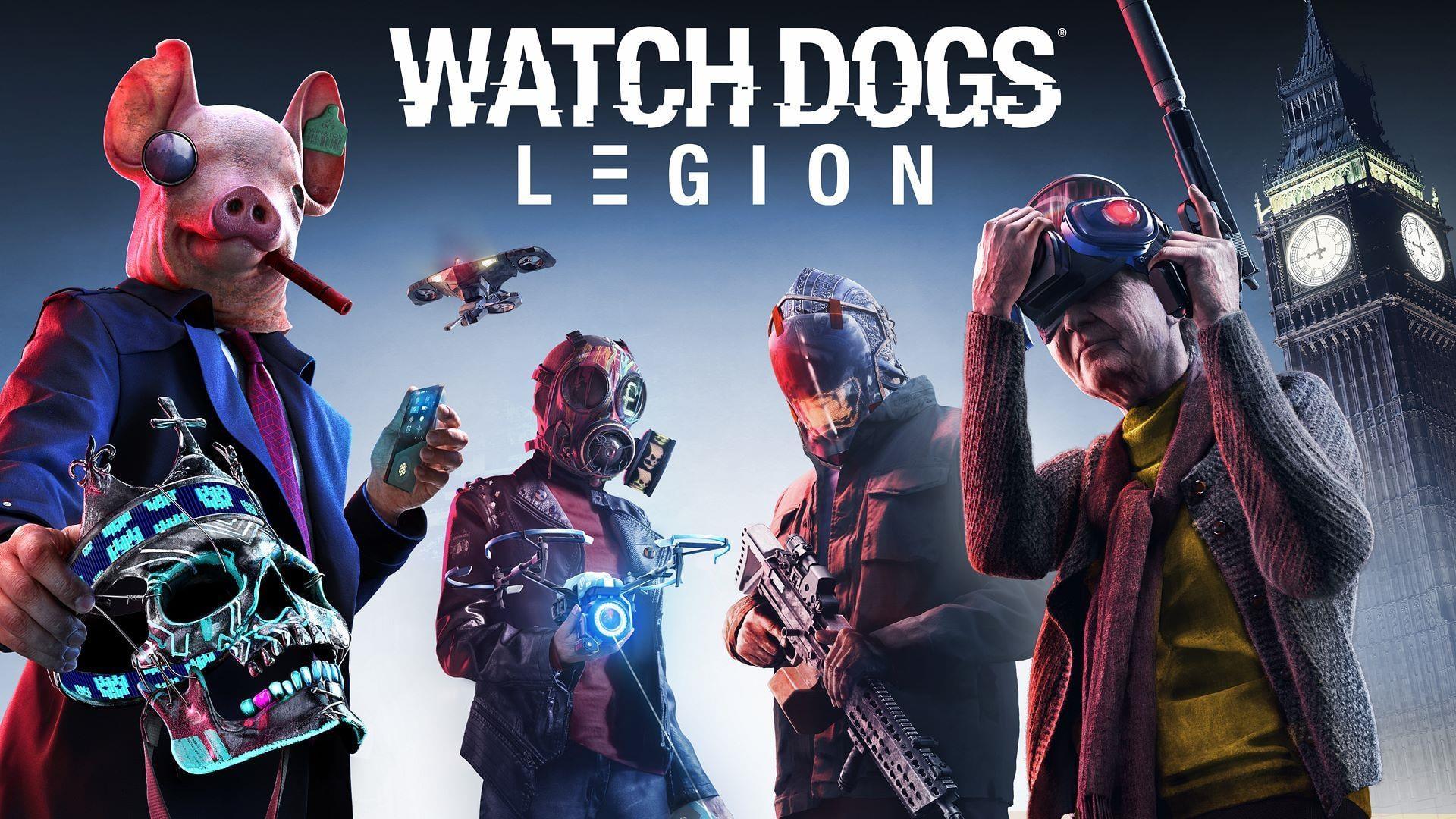 Watch Dogs Legion Review Hack Teh World Shacknews