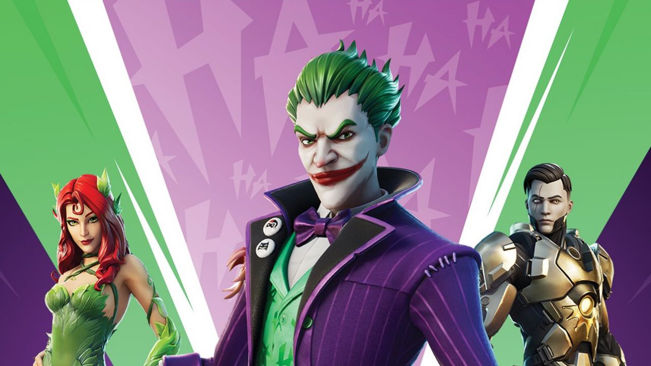 Fortnite Adds Joker And Poison Ivy Skins With The Last Laugh Bundle Shacknews Joker skin is releasing soon in fortnite chapter 2 season 4 as the last laugh bundle skin. fortnite adds joker and poison ivy