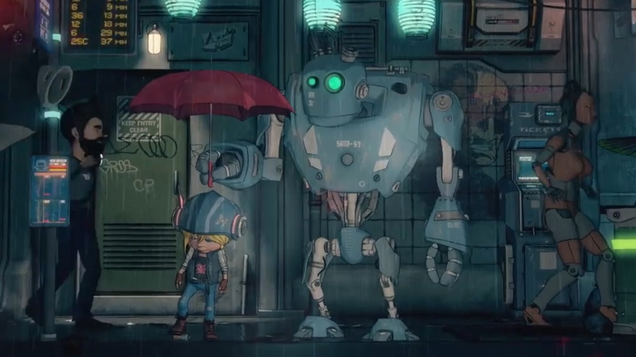 ENCODYA is a cyberpunk point-and-click adventure coming in January 2021 | Shacknews
