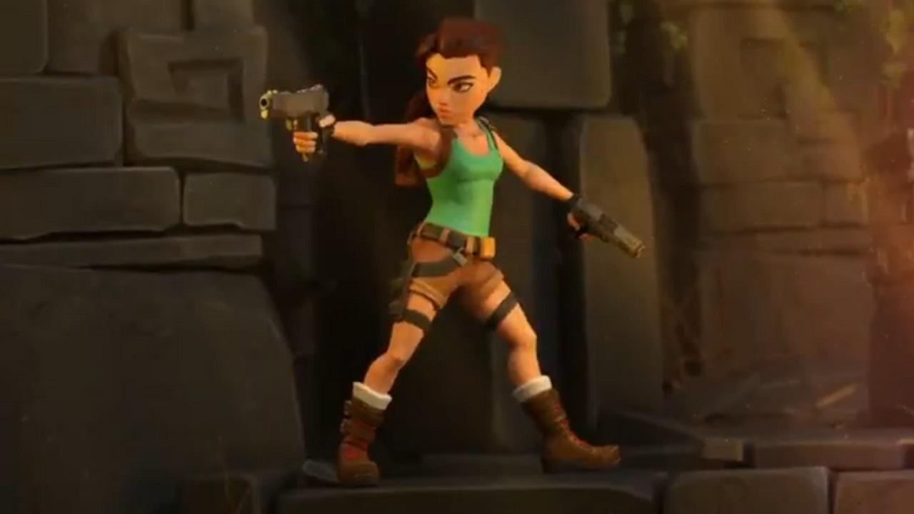 Lara Croft 2021