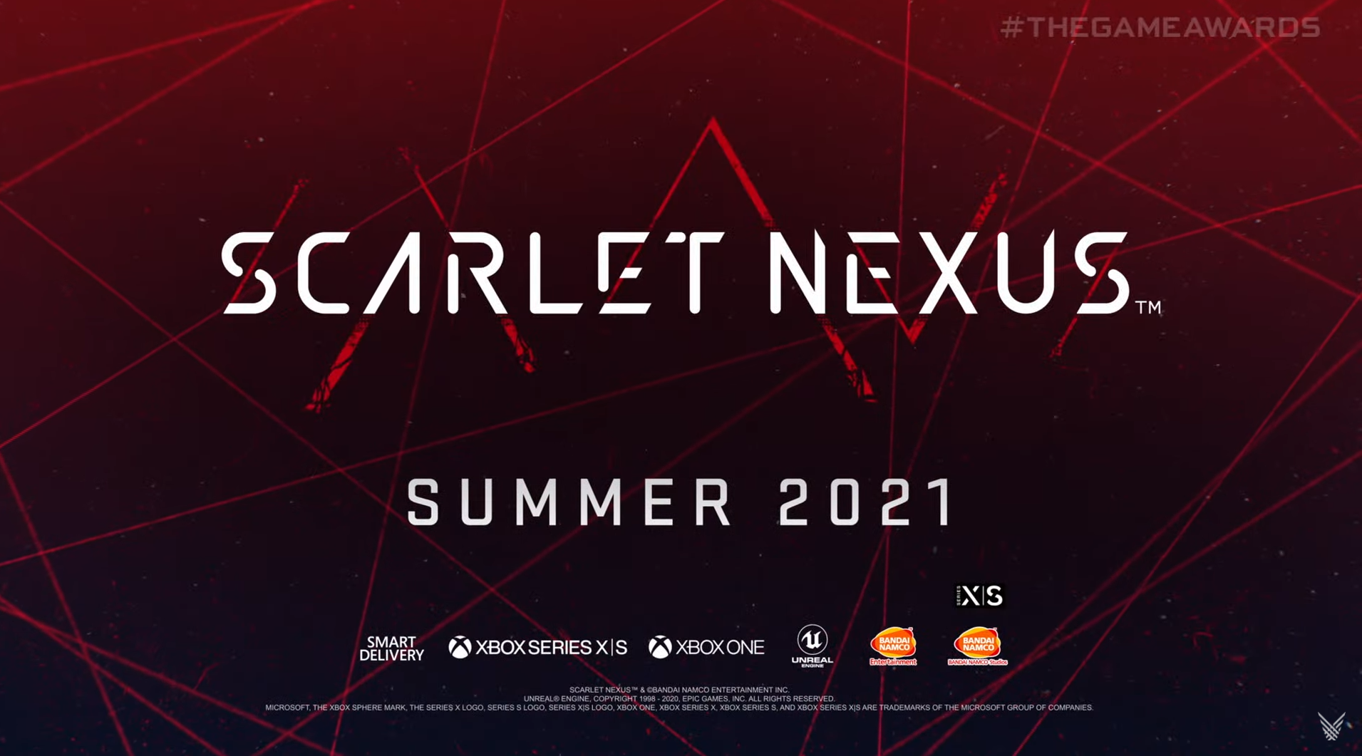 Scarlet Nexus Gets Summer Release Window At The Game Awards Shacknews