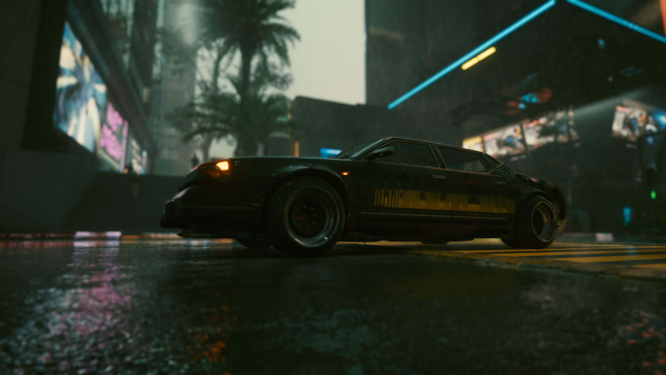 Image of article 'Can you customize vehicles in Cyberpunk 2077'
