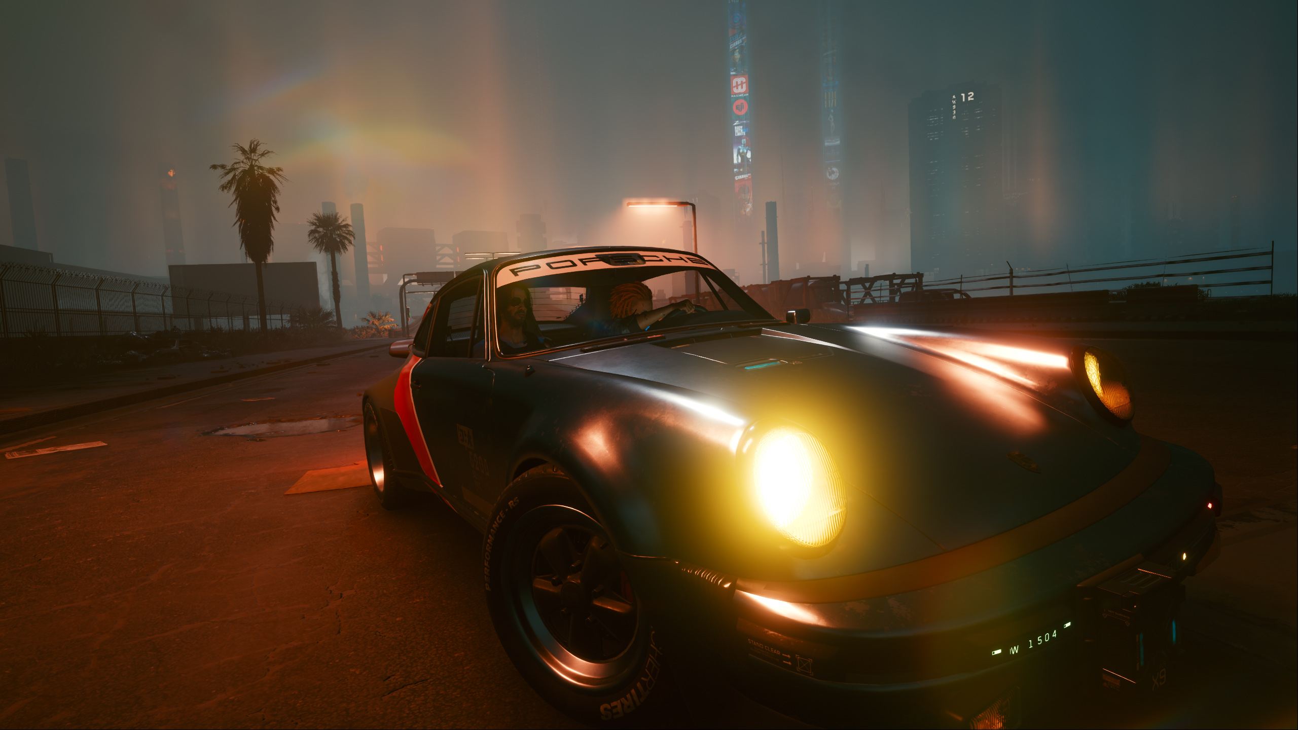 Image of article 'How to get Johnny Silverhand's Porsche    -    Cyberpunk 2077'