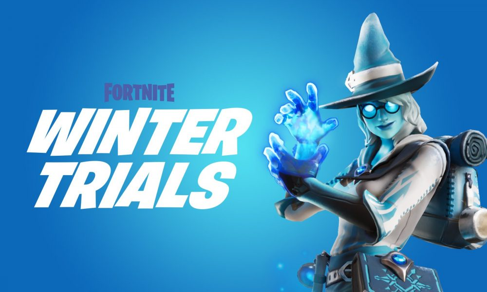 Fortnite Winter Trials Tournament Event leaked by Epic Games | NewsBurrow thumbnail
