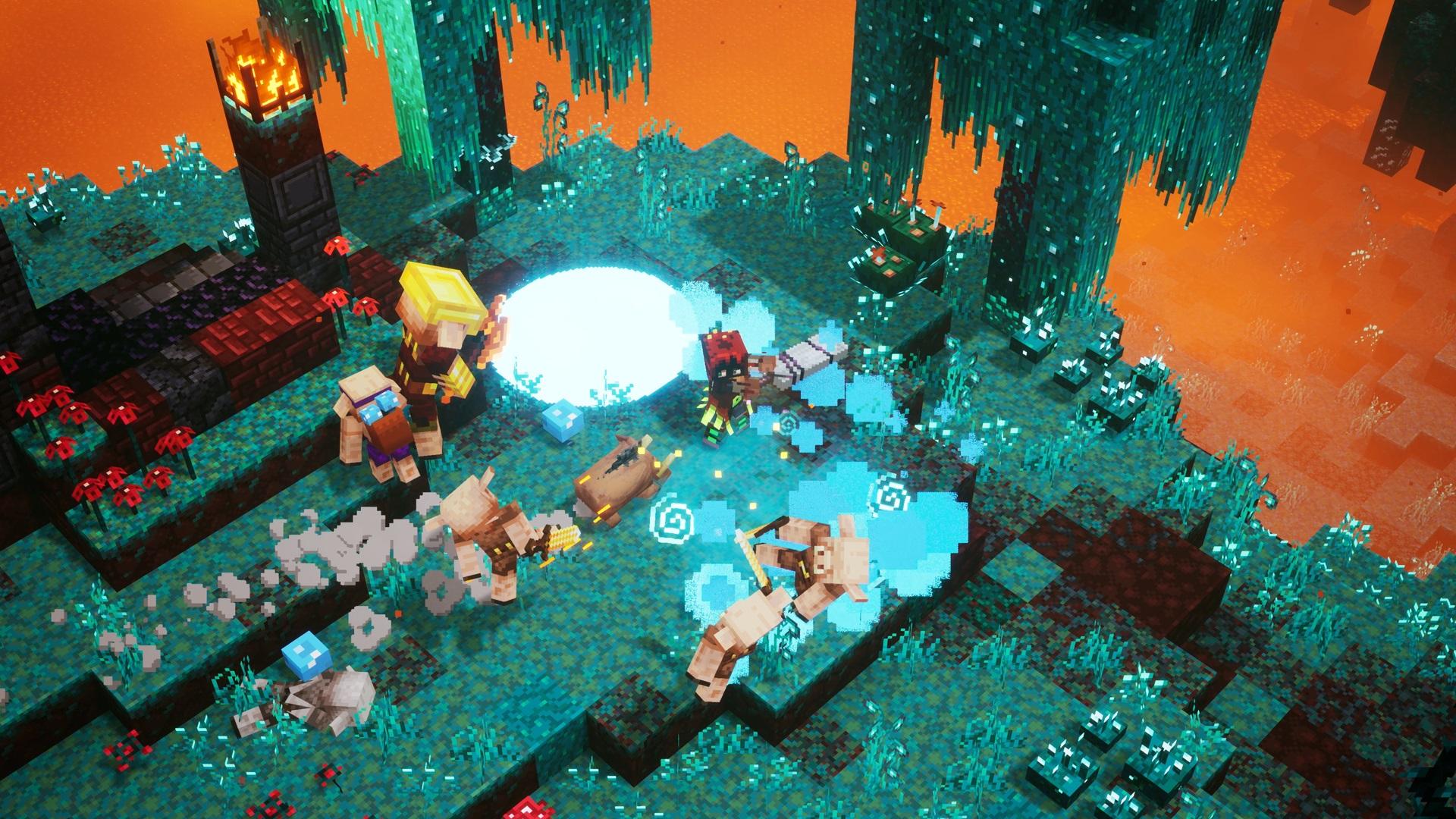 Minecraft Dungeons | Shacknews