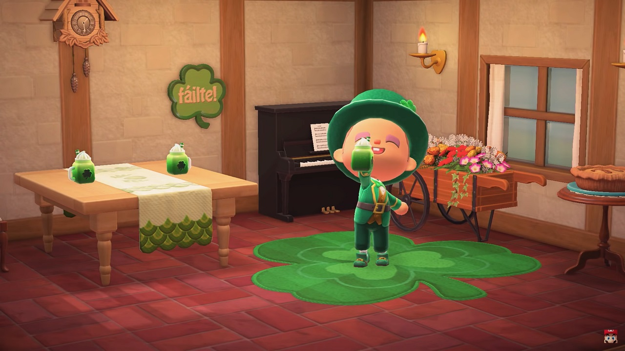 Animal Crossing: New Horizons March roadmap brings Spring events surprises