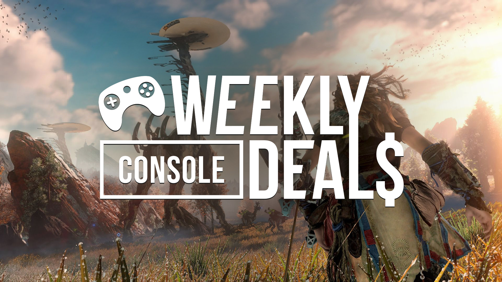 Weekend Console Download Deals for Apr. 23: Free Horizon ...