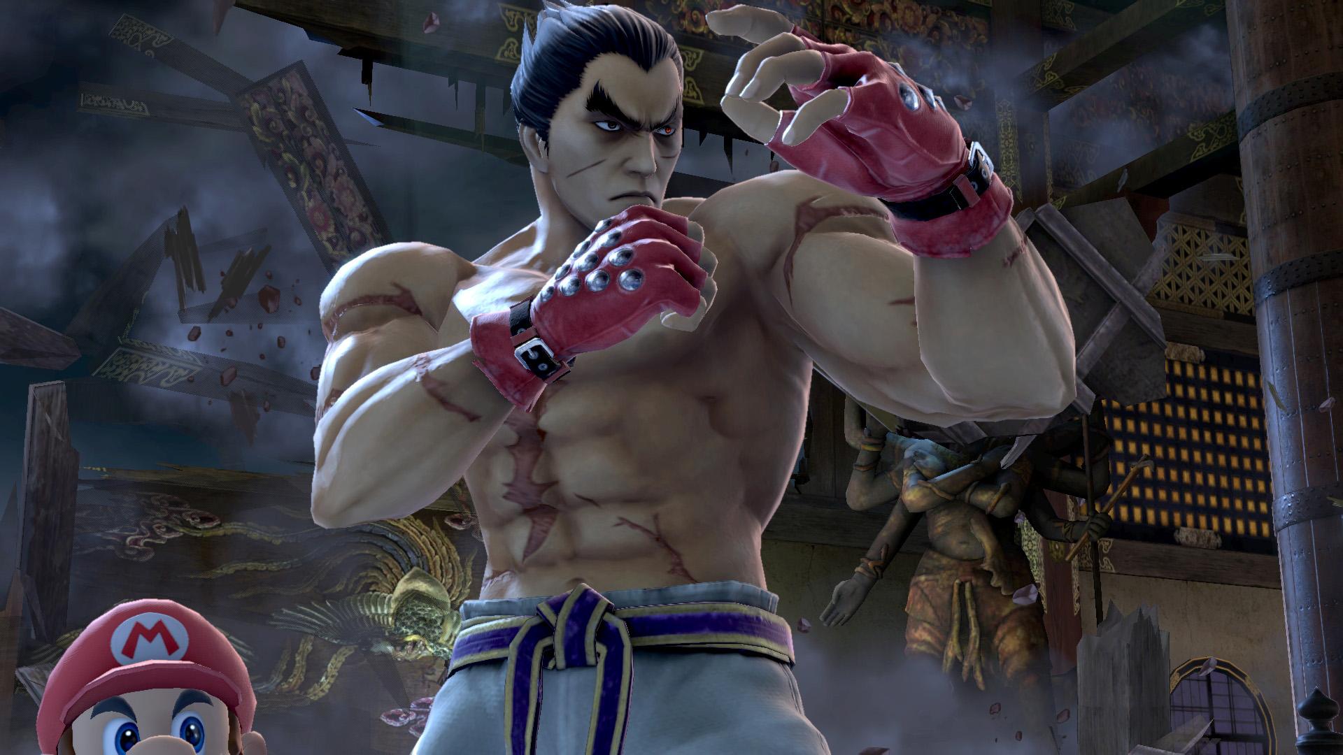 Super Smash Bros. Ultimate Kazuya release date | Shacknews