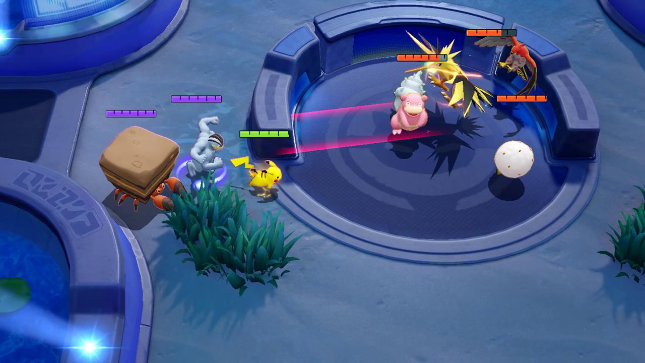 Is Pokemon Unite releasing on PC?   Shacknews