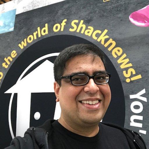 Asif Khan, Shacknews Editor-in-Chief