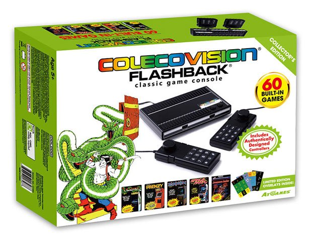 ColecoVision primed for a comeback with Flashback | Shacknews