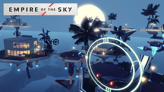 Trials Fusion receives new Empire of the Sky DLC starting today