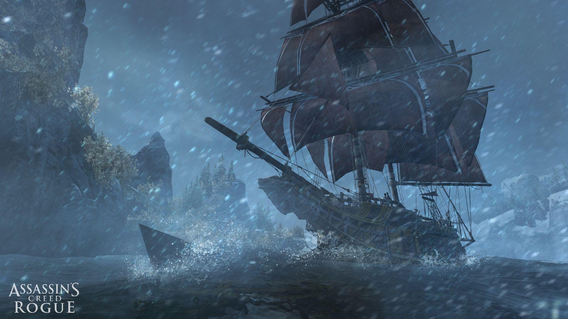 Assassin S Creed Rogue Review Rogue Rage Shacknews