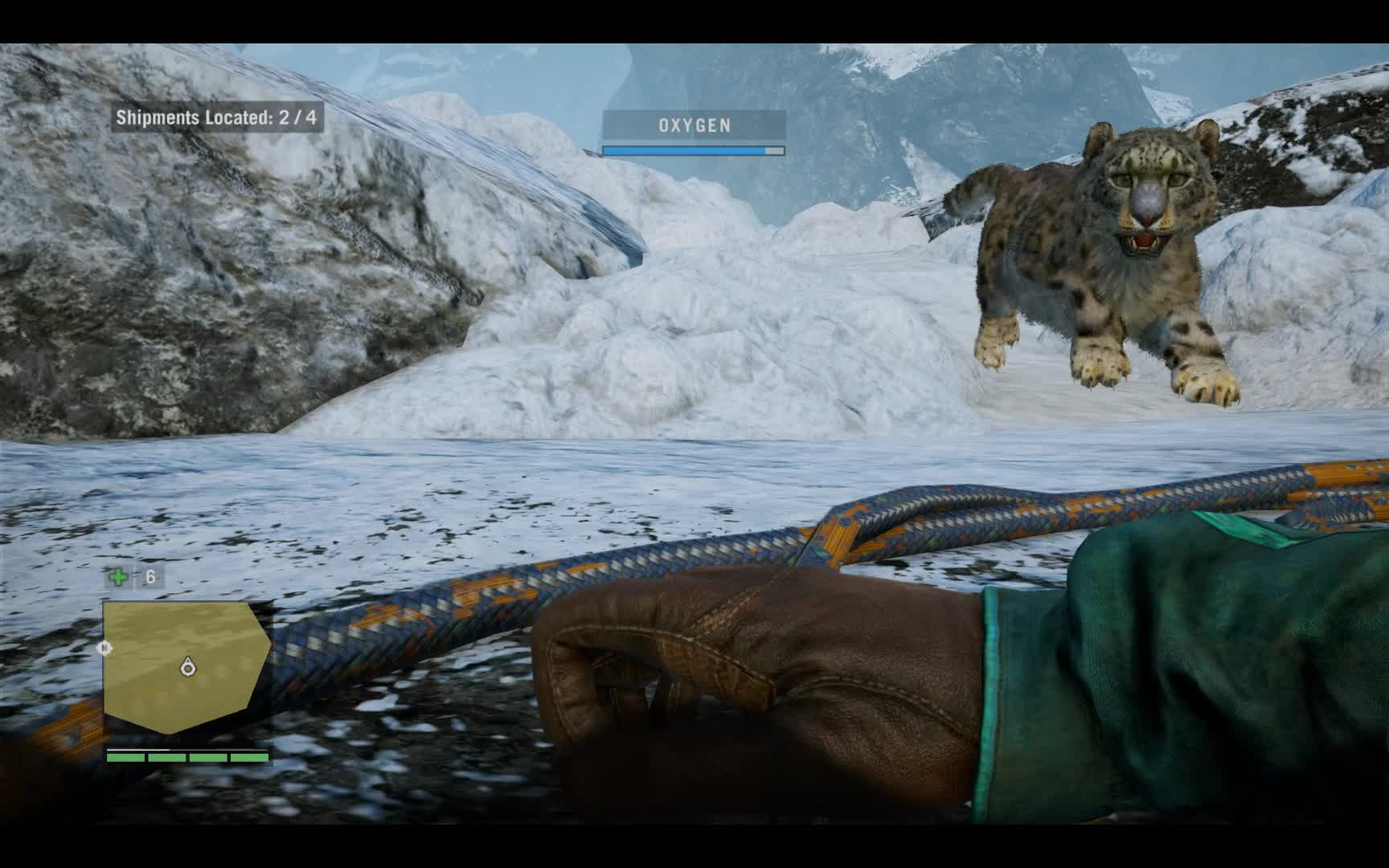 Far Cry 4: Tracking Down Kyrat's Most Dangerous Animal