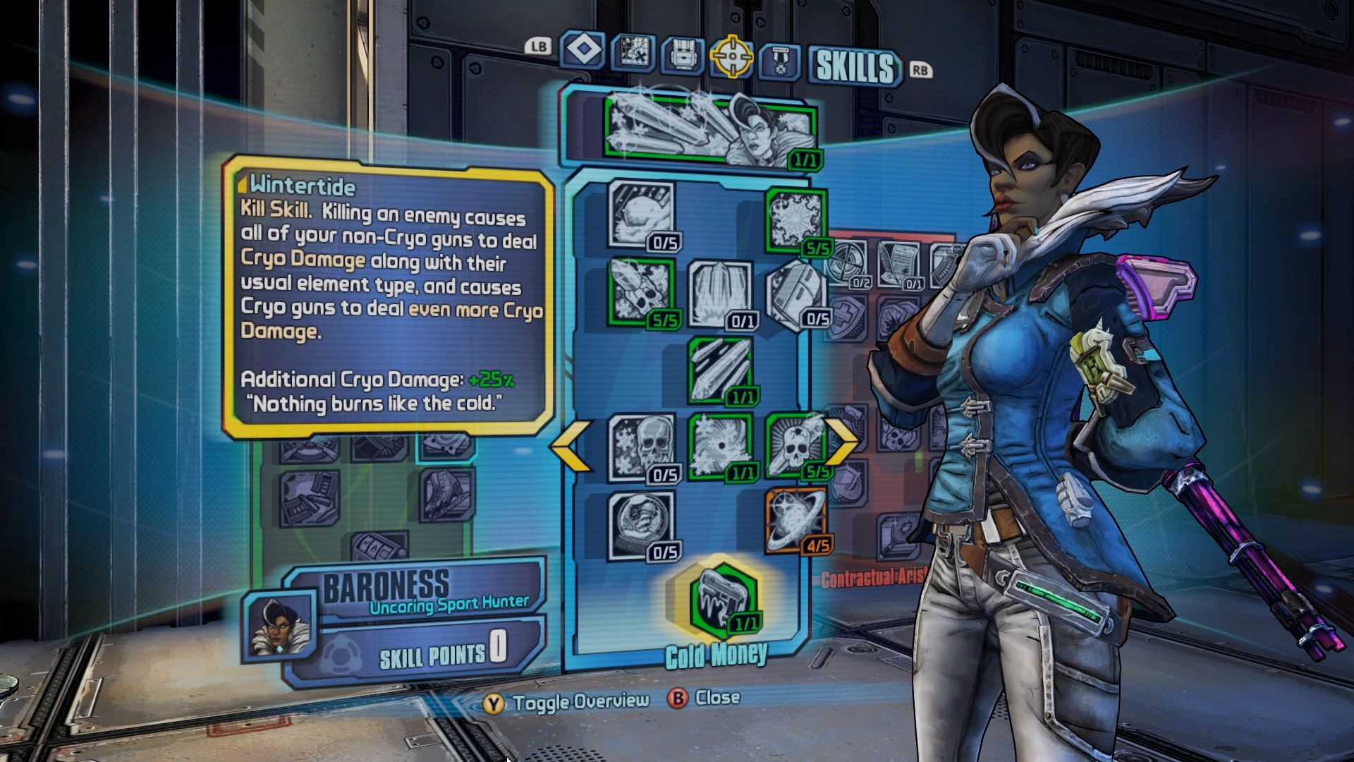 Borderlands: The Pre-Sequel Lady Hammerlock Pack Impressions