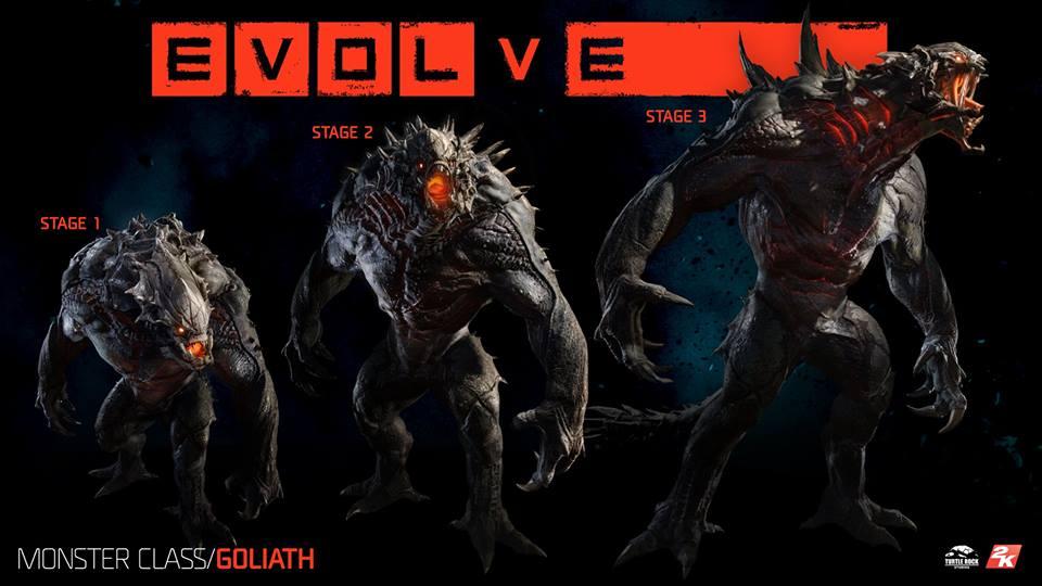 evolve monster matchmaking