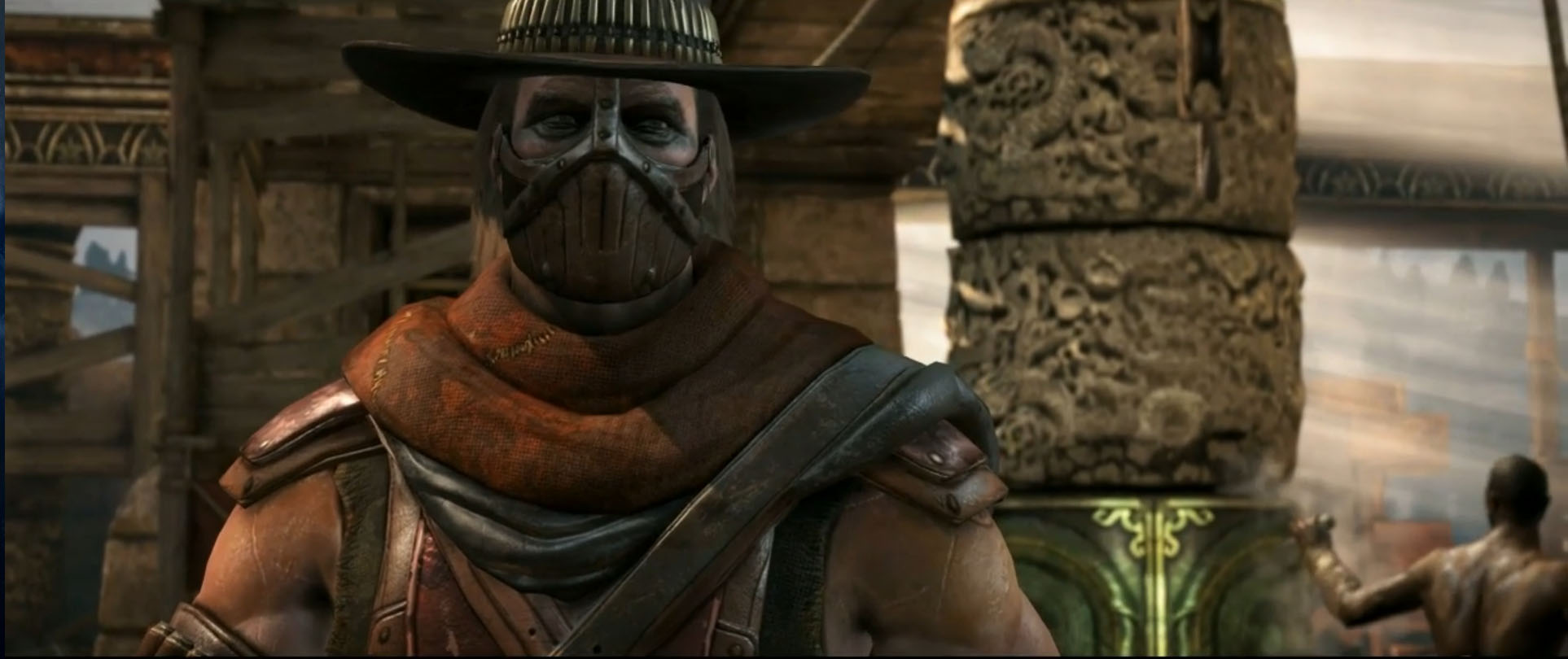 Mortal Kombat X Reveals Erron Black, Liu Kang, and Shinnok