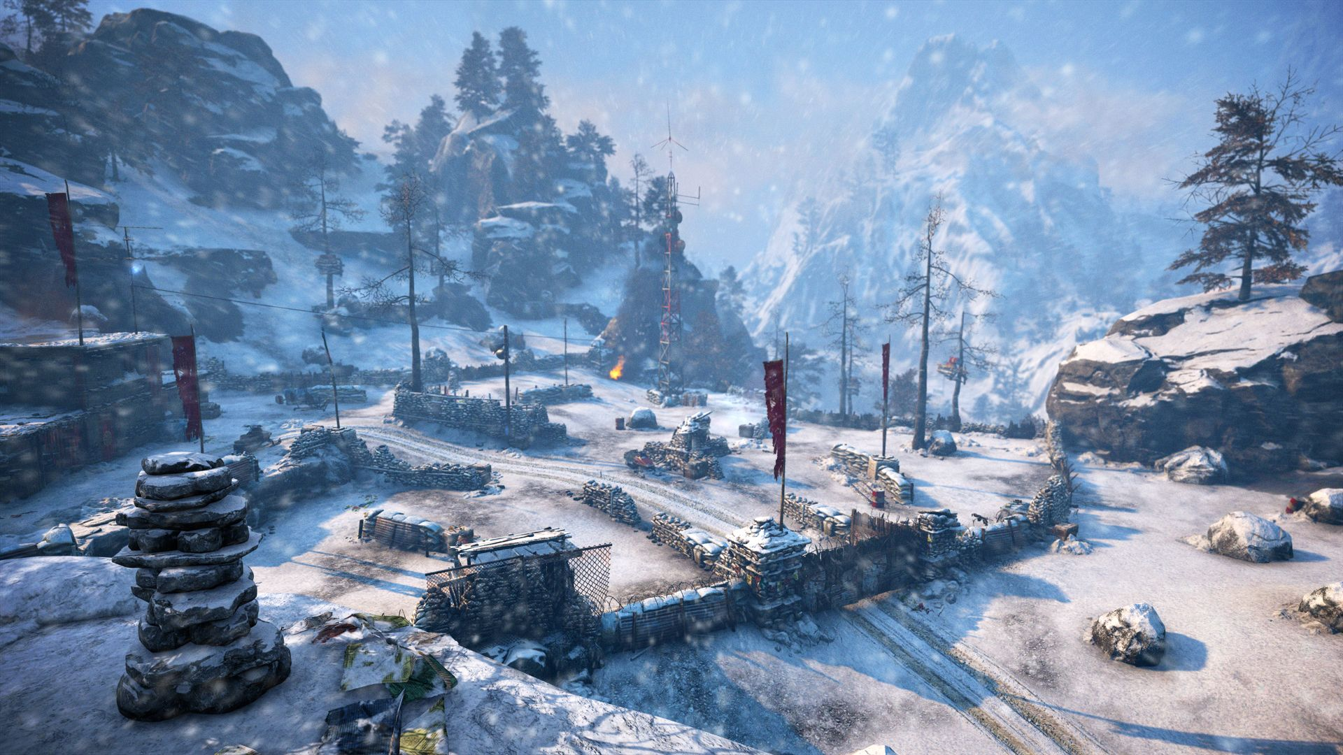 Far Cry 4 Valley Of The Yetis Review Monsters Wander Here Shacknews