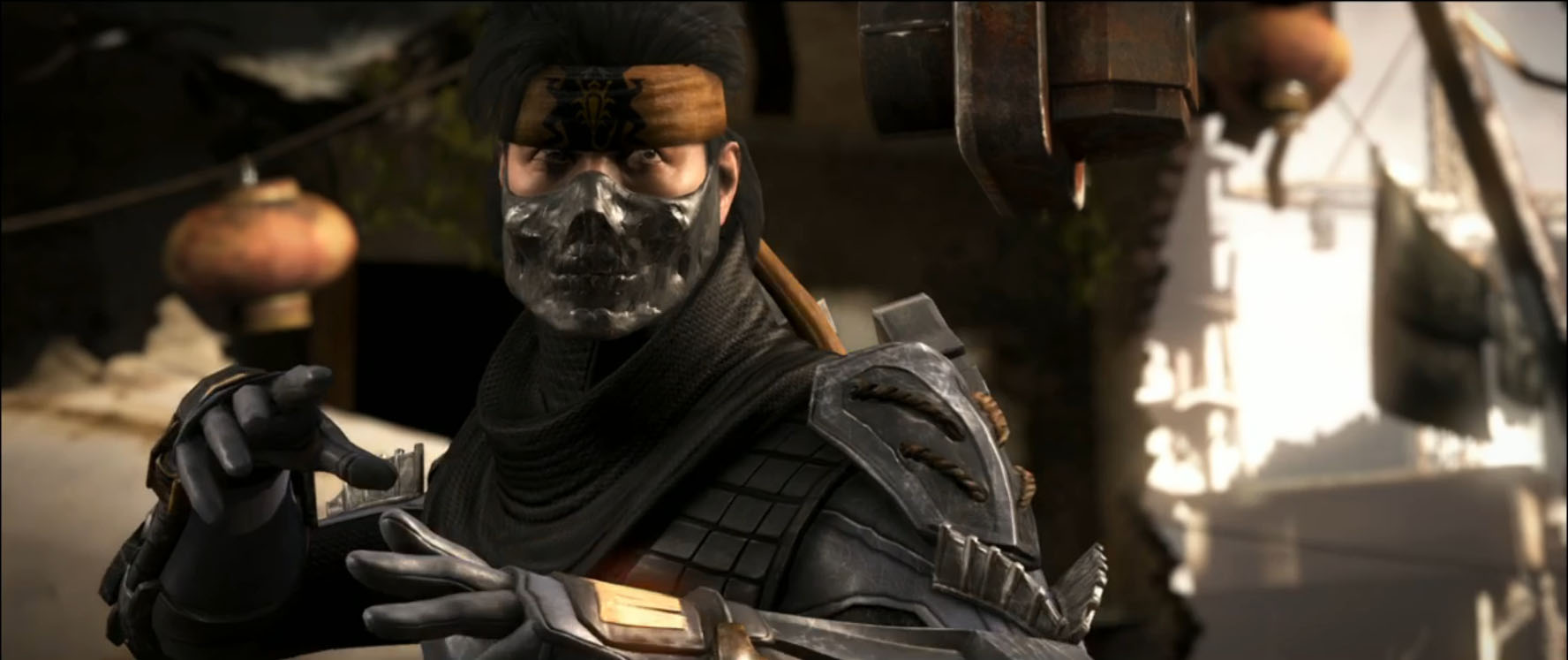 Mortal Kombat X Reveals The Faces Of Mileena Takeda And