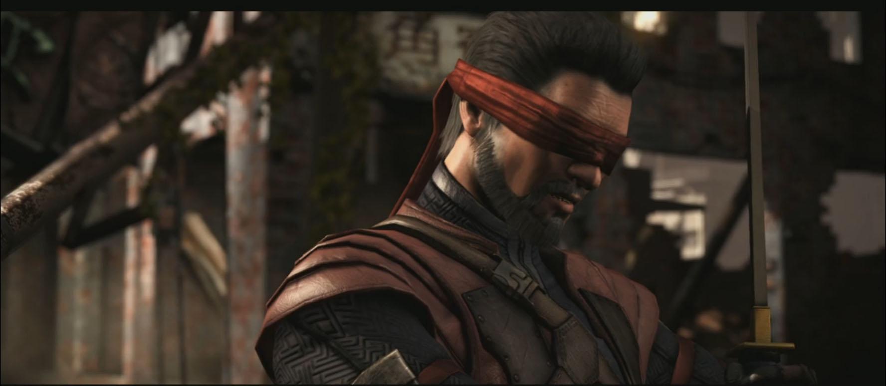 Mortal Kombat X Throws Spirits And Bombs With Kenshi And