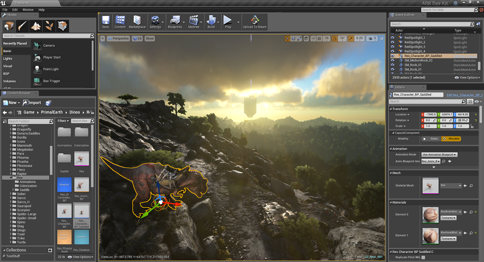 Talking the new ark survival evolved mod kit with jesse rapczak talking the new ark survival evolved mod kit with jesse rapczak shacknews malvernweather Image collections