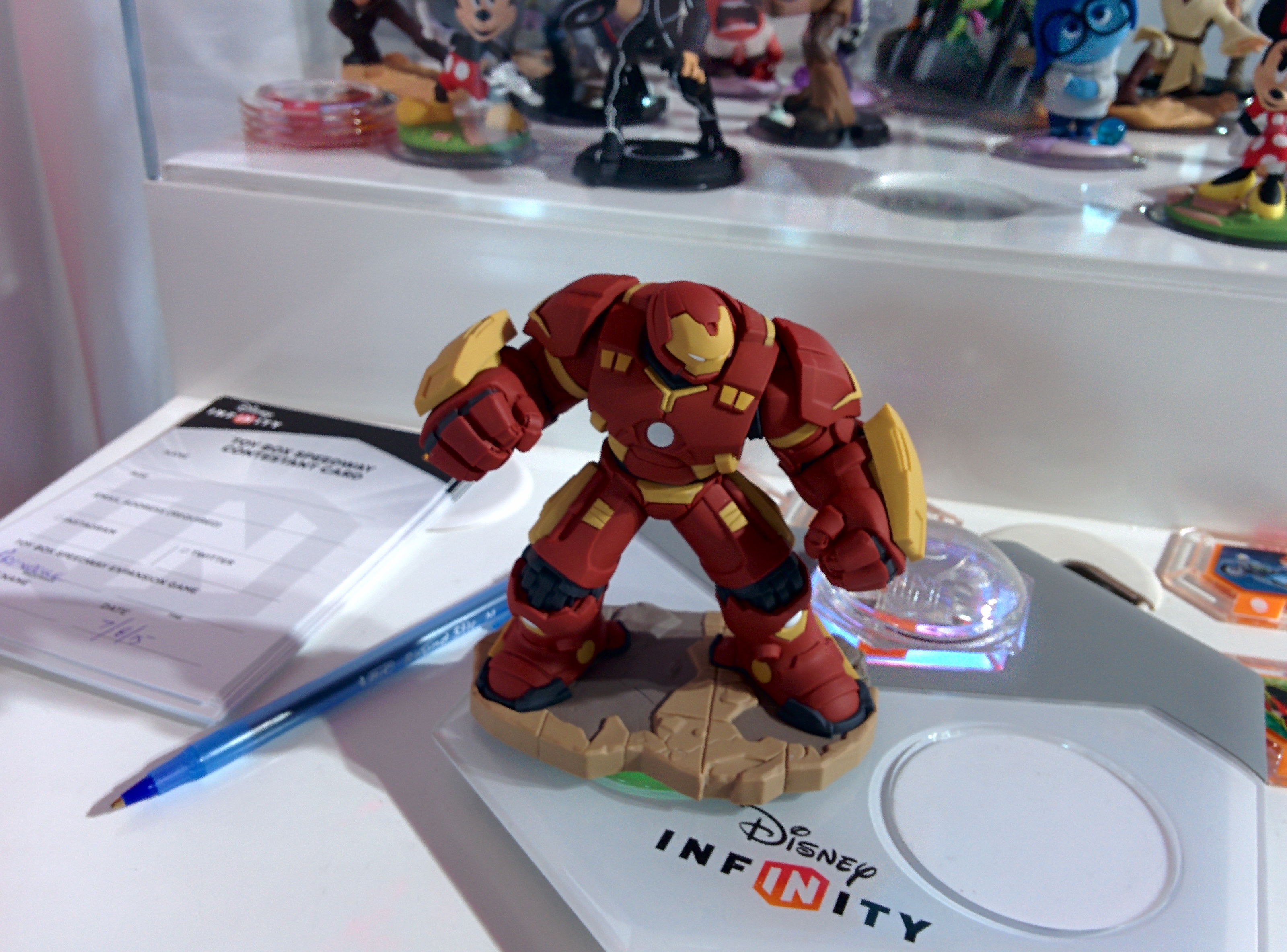 sdcc 2015: hitting the toy box speedway with disney infinity 3.0