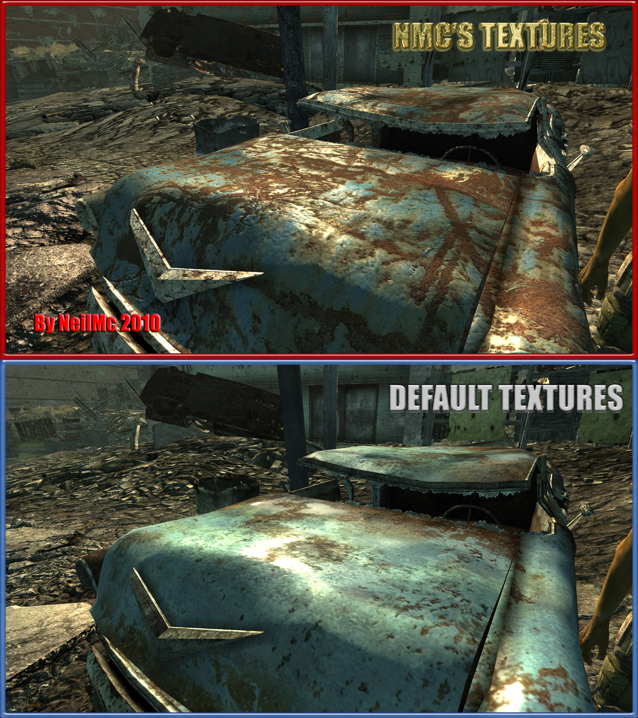 The 10 Best Fallout 3 Mods | Shacknews