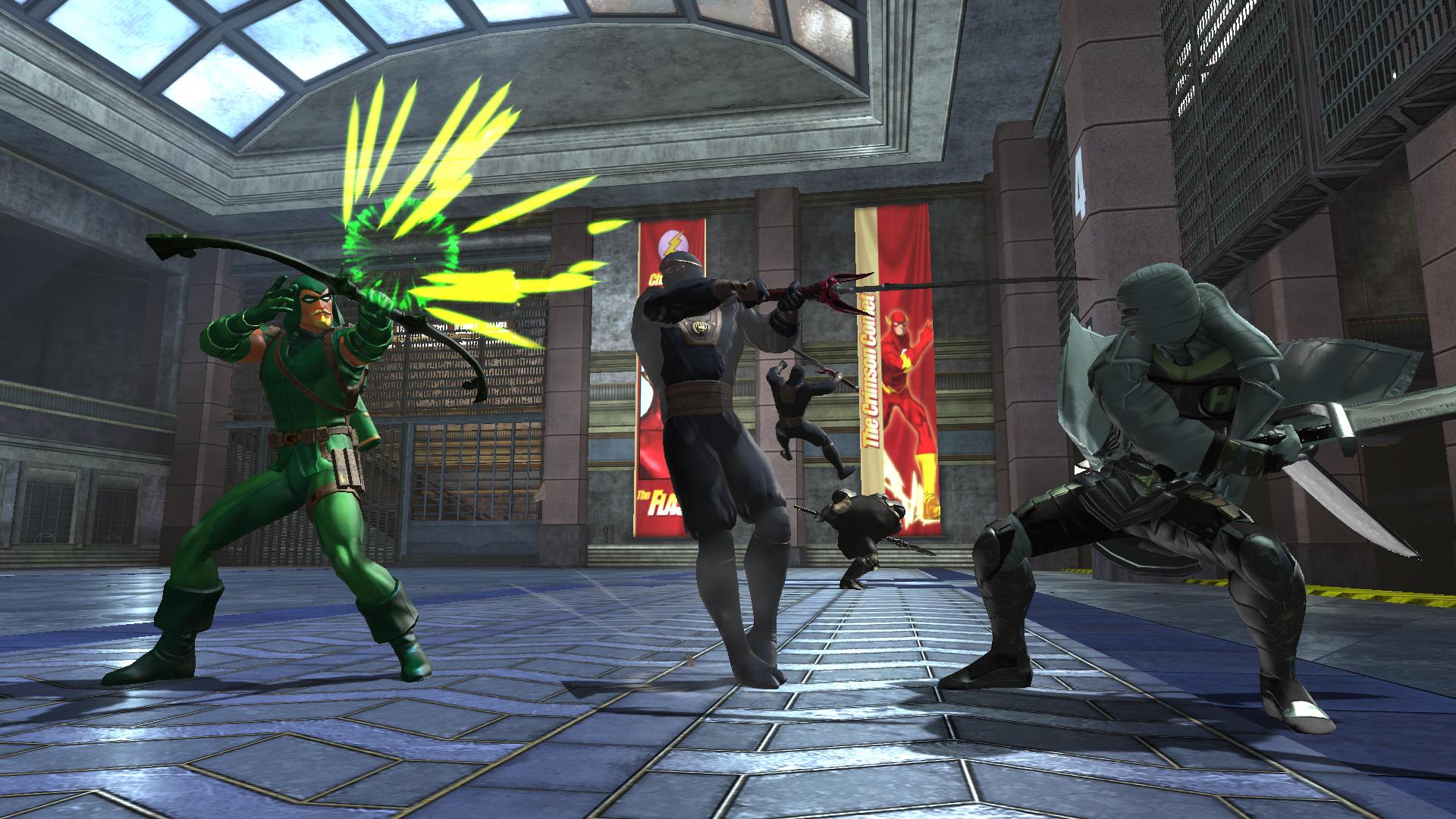 Dc Universe Online Episode 17 Content Celebrates The Flash And Faces Trigon Shacknews