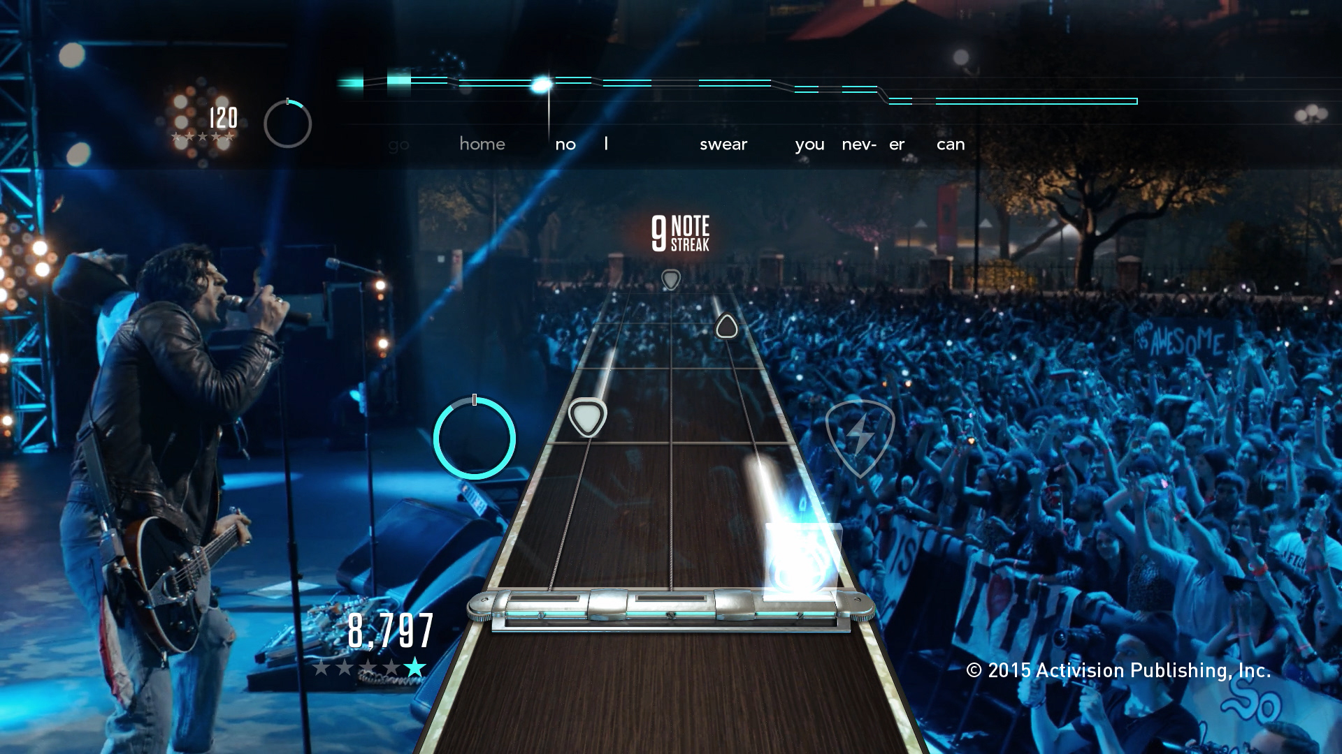 Guitar Hero Live review: I Want My GHTV | Shacknews