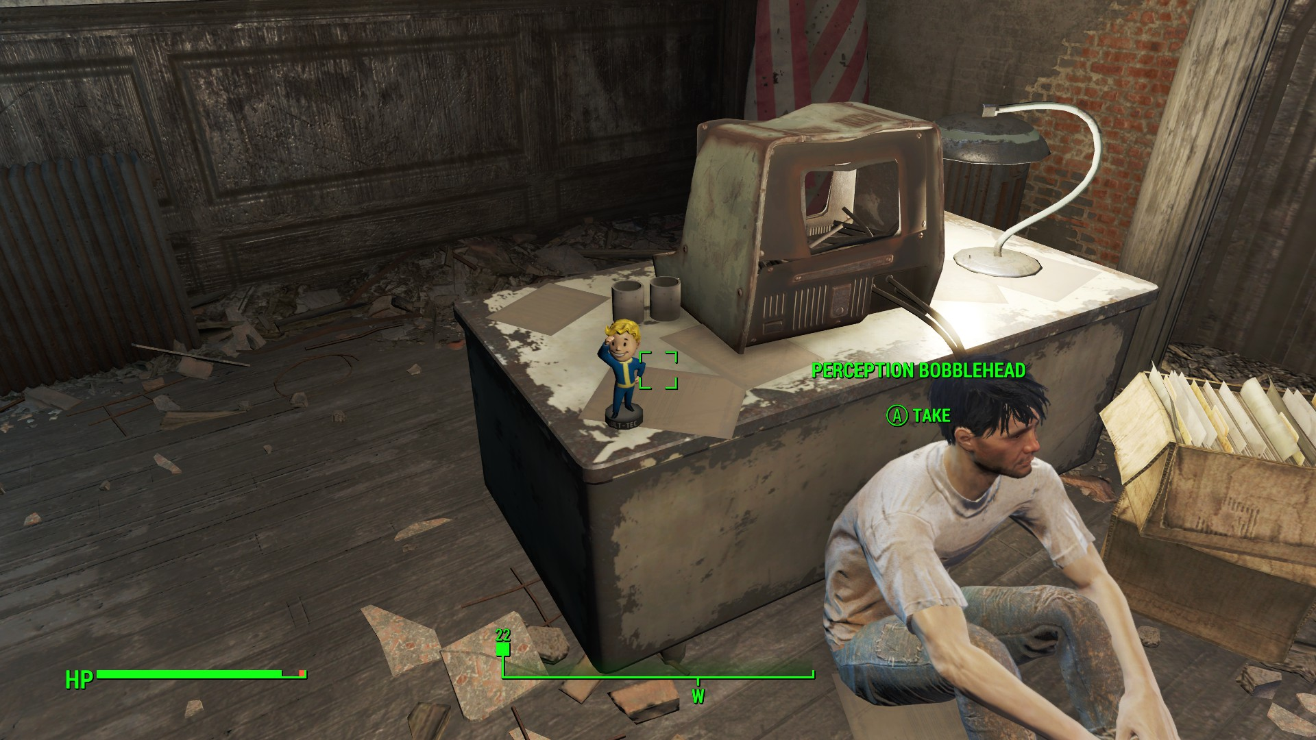 Fallout 4 - Here's How Many Special Points You Start Out