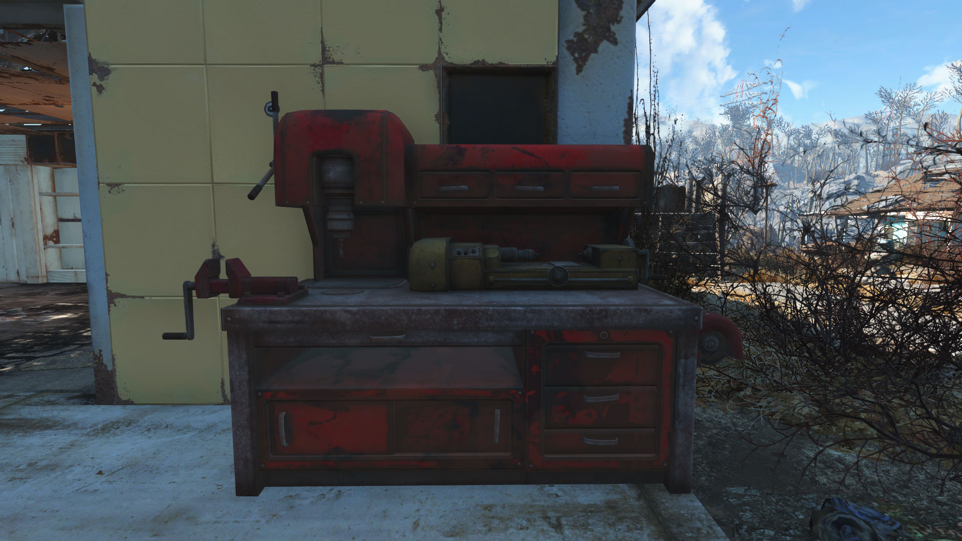how to scrap junk in fallout 4 shacknews