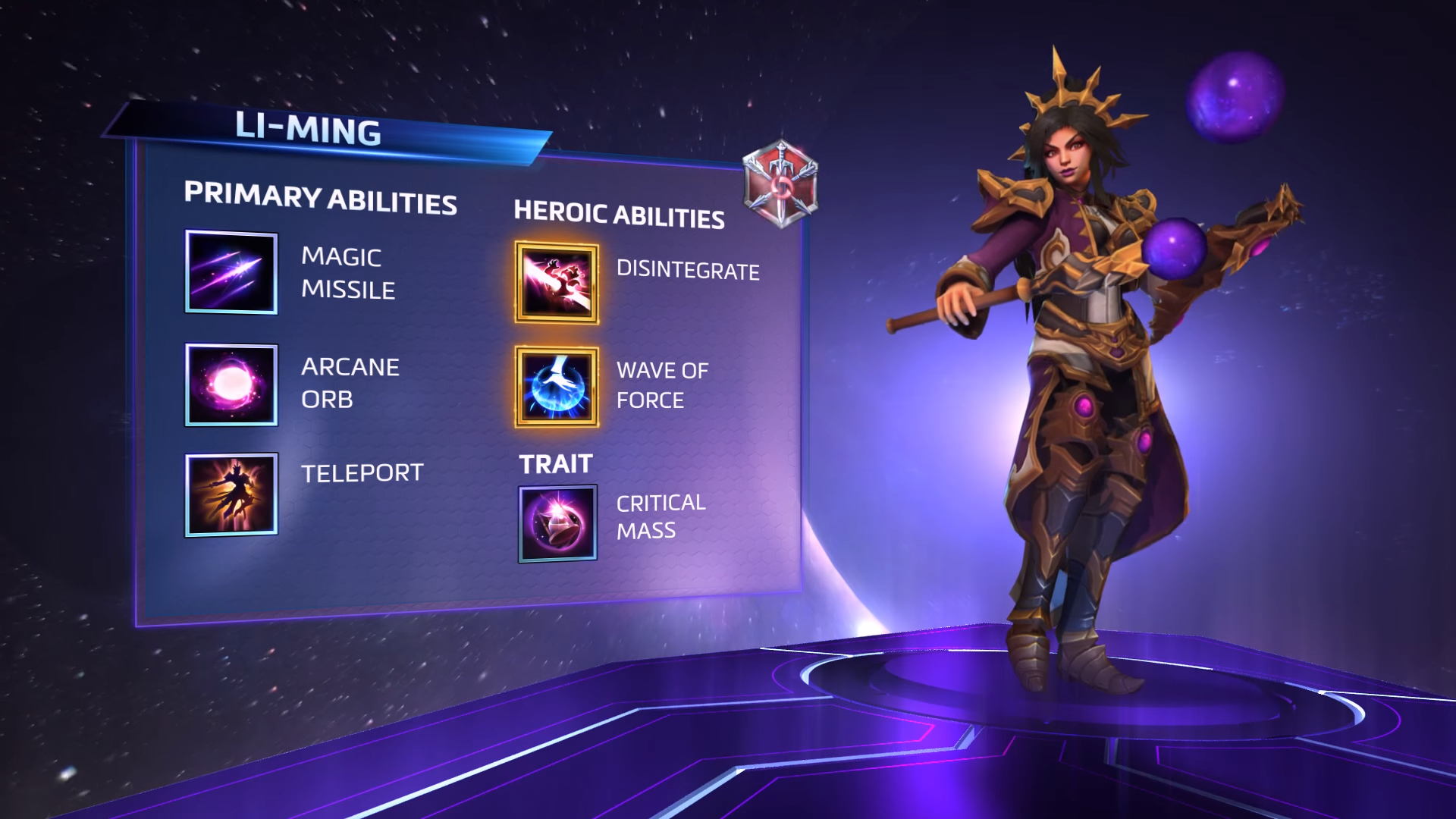 Heroes Of The Storm Videos Spotlight Li Ming And Tell The